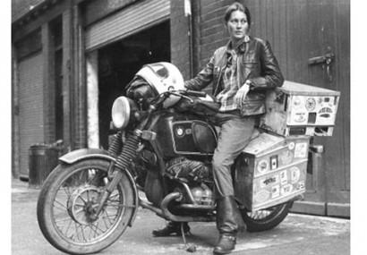 Elspeth Beard, la donna che girò il mondo in moto
