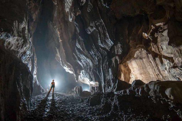 Filippine_La colossale galleria sotterranea chiamata God's Highway (foto Paolo Petrignani-La Venta)_