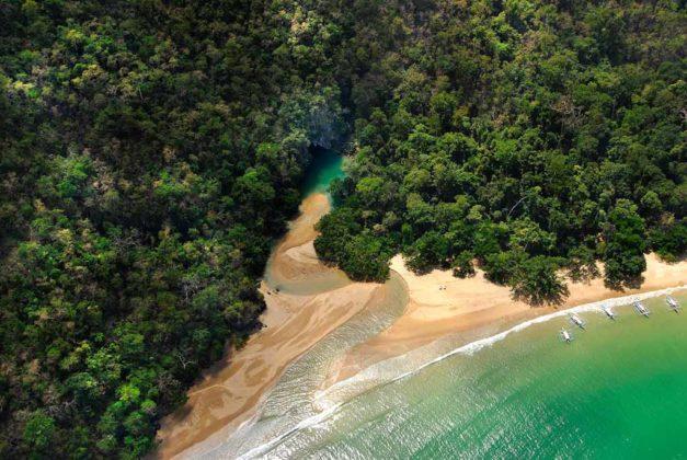 Filippine_L'estuario del Puerto Princesa Underground River (foto Paolo Petrignani-La Venta)_