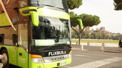 Flixbus, viaggiare in Italia a 1 euro