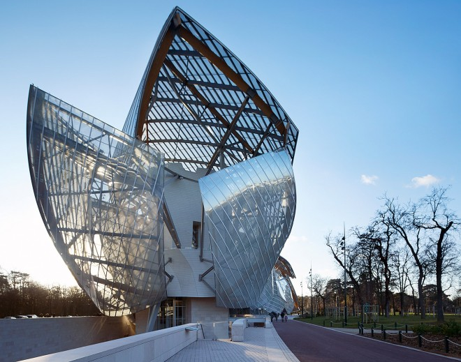 Fondazione Louis Vuitton_Parigi