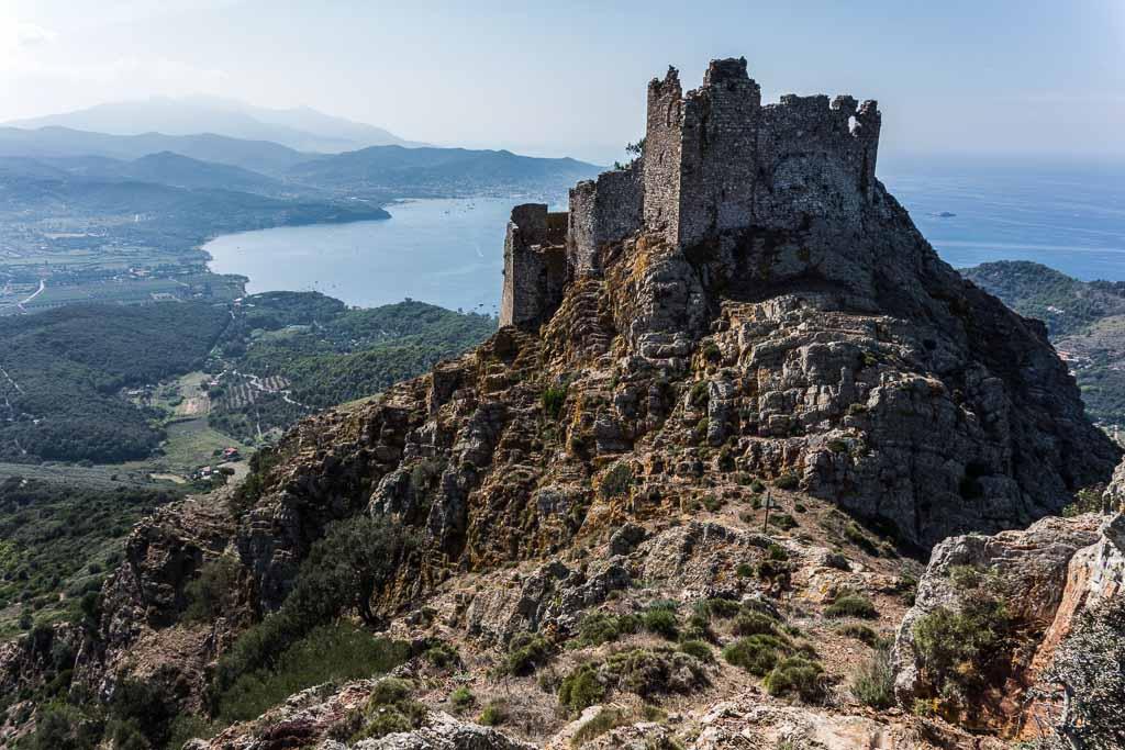 Fortezza del Volterraio, Isola d'Elba