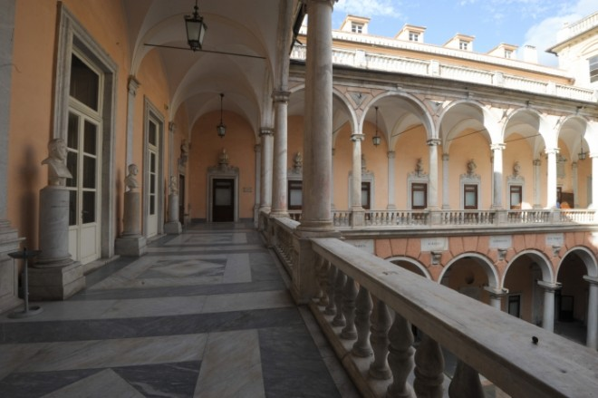 Palazzi dei Rolli, Palazzo Carrega Cataldi, Camera di Commercio - ©Stefano Goldberg