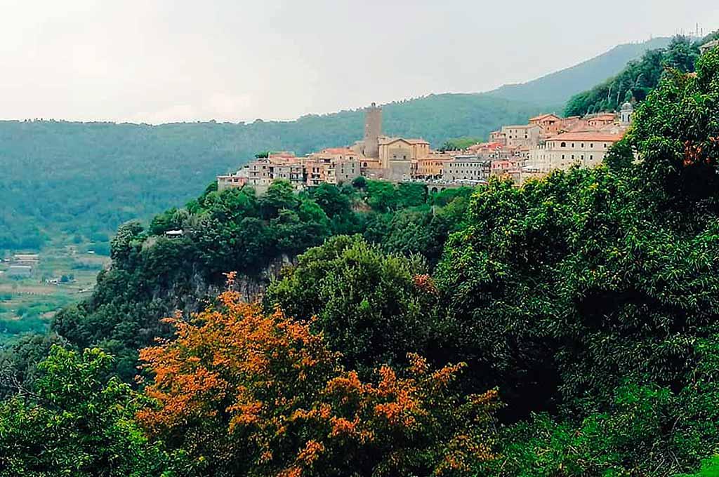 Frascati Parco Regionale dei Castelli Romani