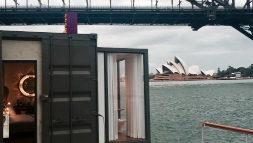 Spontaneity Suite, la suite galleggiante con HotelTonight è low cost
