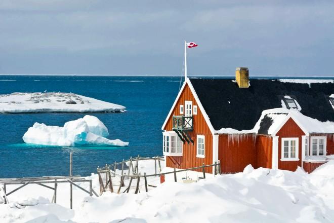 Ilulissat, Greenland.