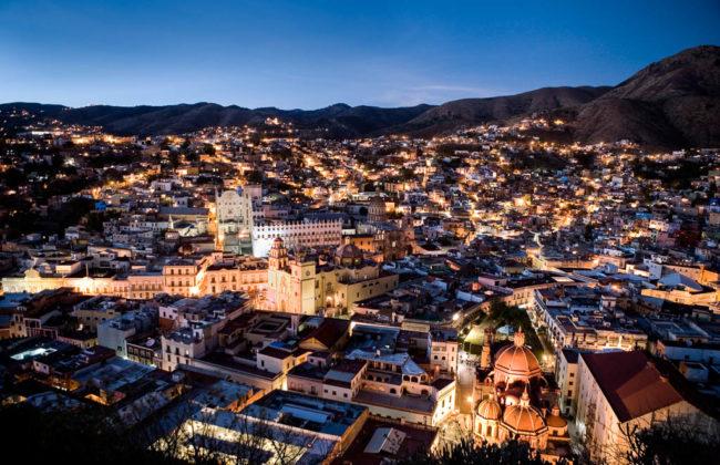 Guanajuato messico