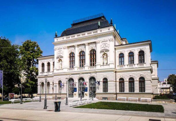 Lubiana-Slovenia-Galleria-d'arte-nazionale