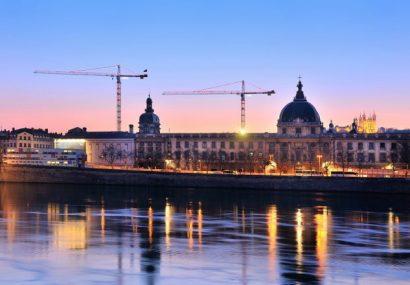 Riapre lo storico Grand Hotel-Dieu di Lione