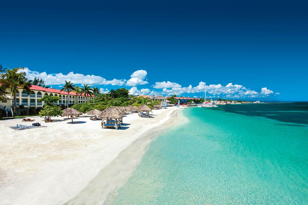 Montego Bay, spiaggia