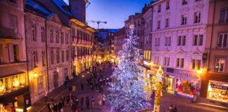 Natale a Losanna
