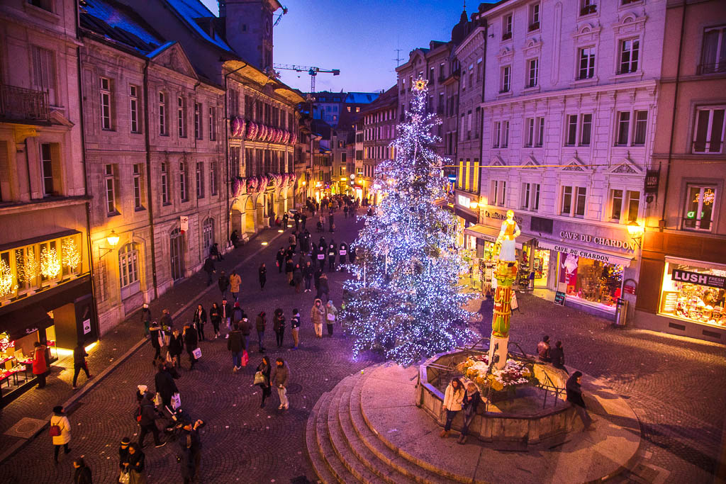Svizzera: alla scoperta dei mercatini di Natale di Losanna e Montreux - Latitudes