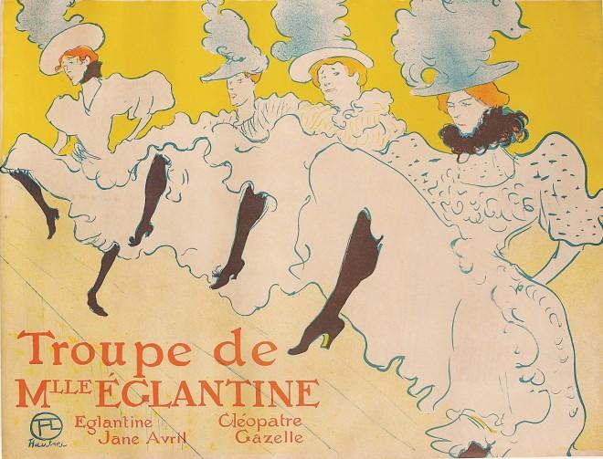 Henri-de-Toulouse-Lautrec-La-Troupe-de-Mademoiselle-Églantine-1896-Color-Lithography-617x804-cm.-Ph.-©-Herakleidon-Museum-Athens-Greece