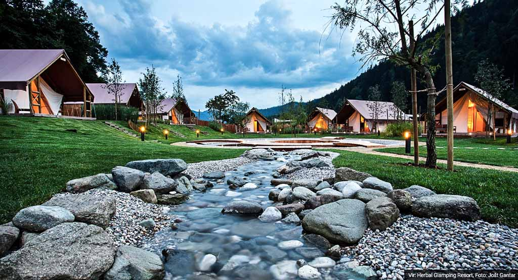 Herbal Glamping Resort, Ljubno