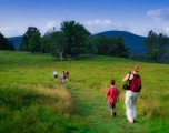 Berkshires: hiking lungo l'Appalachian Trail
