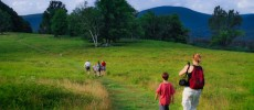 Berkshires: hiking lungo l'Appalachian Trail