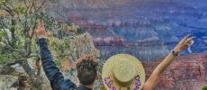 I 5 migliori punti panoramici sul Grand Canyon