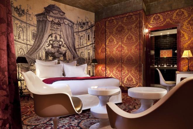 Hotel du Petit Moulin_Parigi
