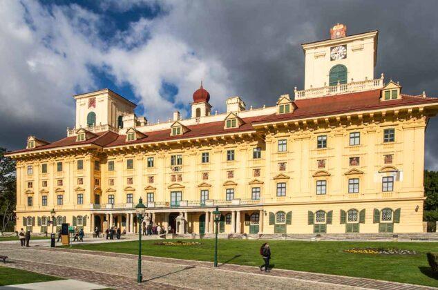 Austria-Castello-Esterházy