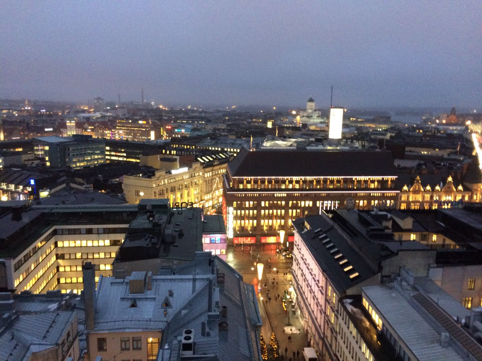 Helsinki dall 39 alto latitudes for Capitale finlandese