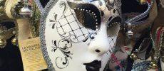 Carnevale di Venezia, maschere in laguna