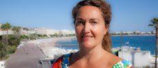 Benvenuti a Cannes. Il saluto di Laure Toma
