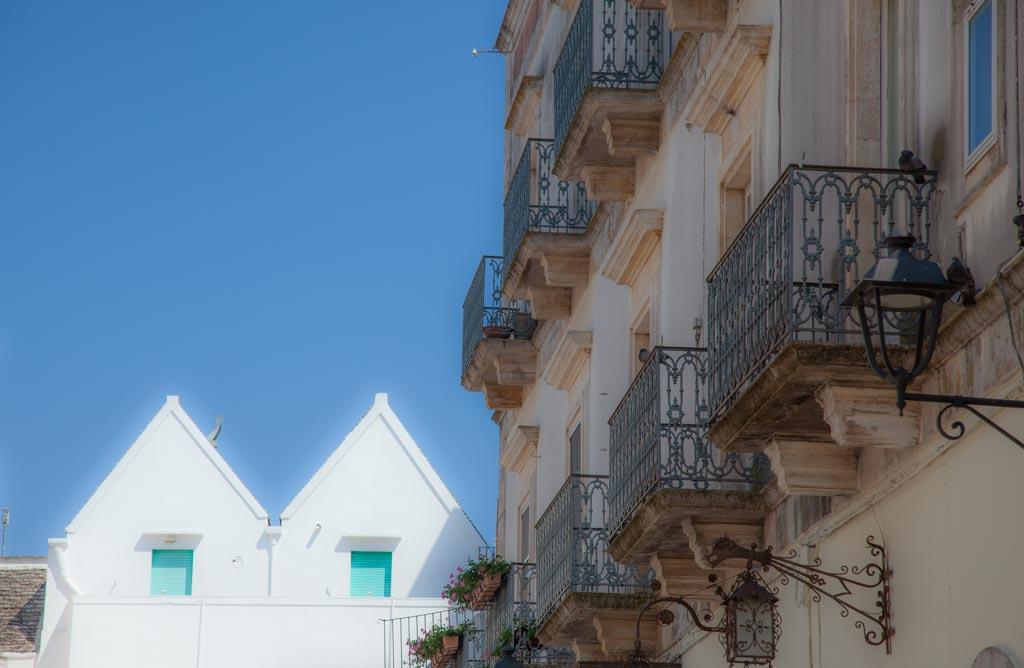 Locorotondo, Bari, Italy