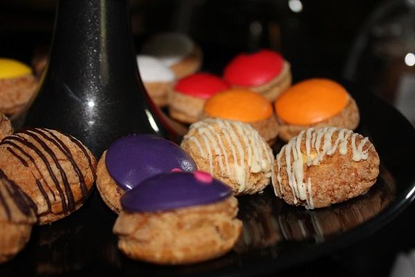I Macarons ai 27 aromi, anche salati, di Anne Marchetti