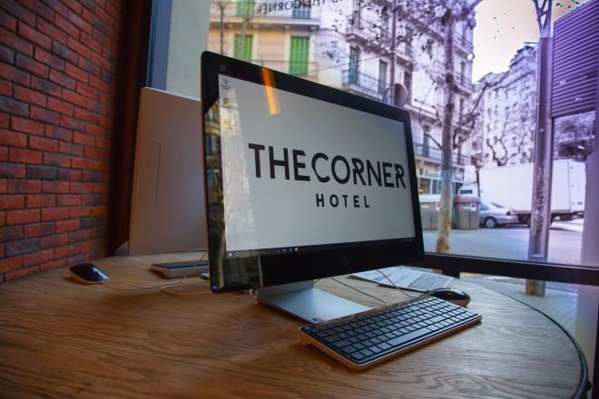 Spagna, Barcellona, Spain, Barcelona, The Corner Hotel,