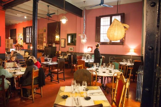 La remuntada di barcellona latitudes - Restaurante semproniana barcelona ...