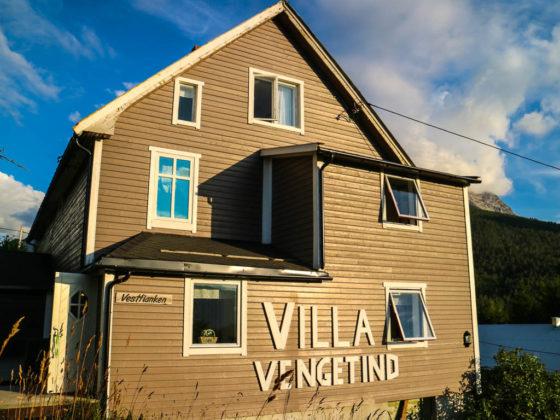 Villa Vengetind, Isfjorden, Norvegia