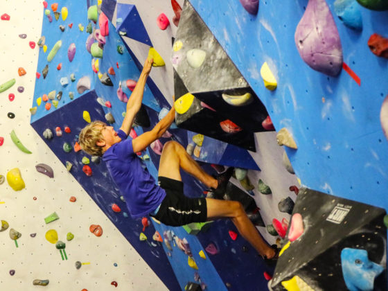 Indoor Climbing, Norsk Tindesenter