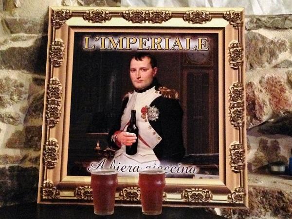 Ajaccio, la birra dell'Imperatore