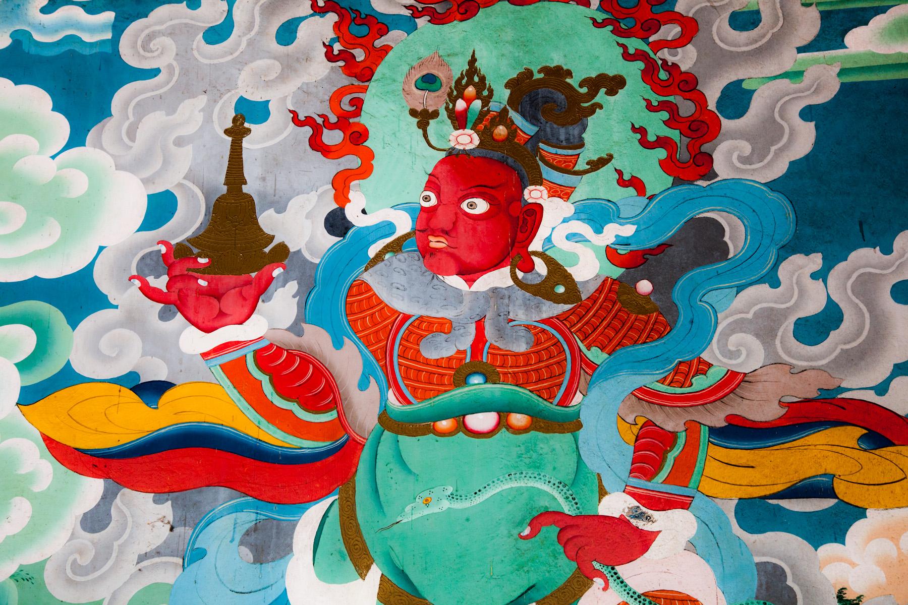 India Sikkim foto di Eugenio Bersani