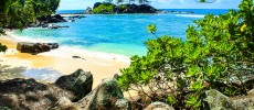 Seychelles, trekking in paradiso