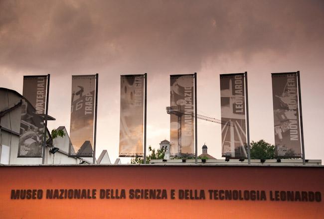 Italy Milano Museo della Sciebza e della Tecnologia Leonardo Da Vinci