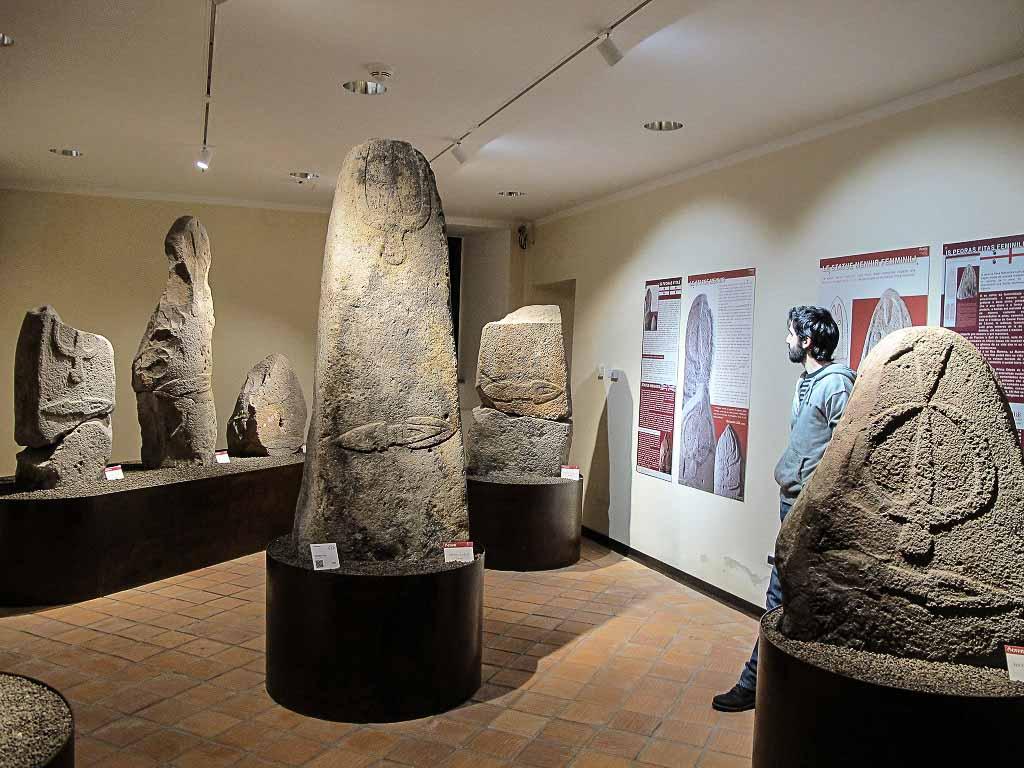 Il Menhir Museum di Laconi