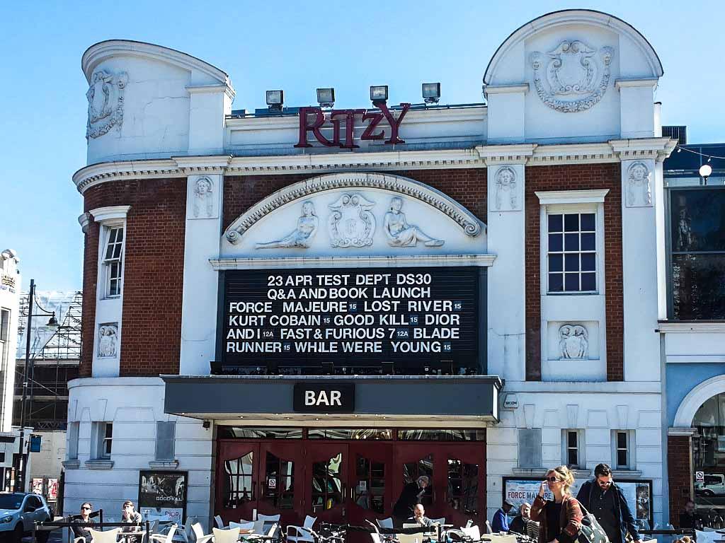 Londra-Brixton-Ritzy-Cinema
