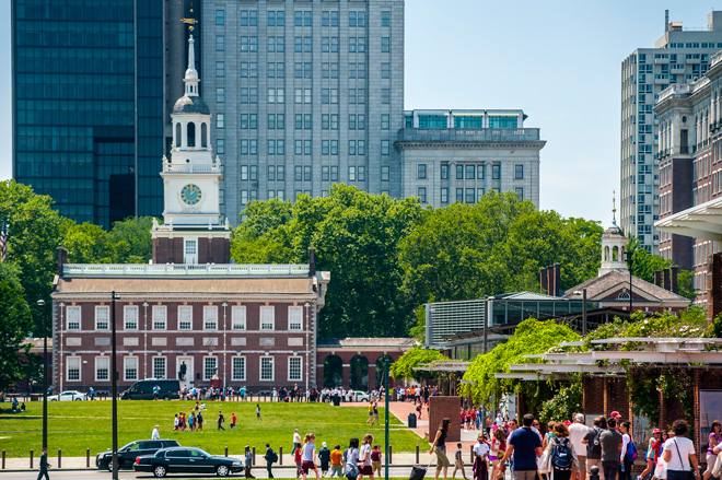 Independence-National-Historical-Park-Philadelphia