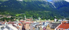 Innsbruck, suggestiva capitale delle Alpi