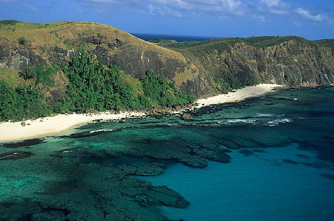 Isole Fiji, barriera corallina