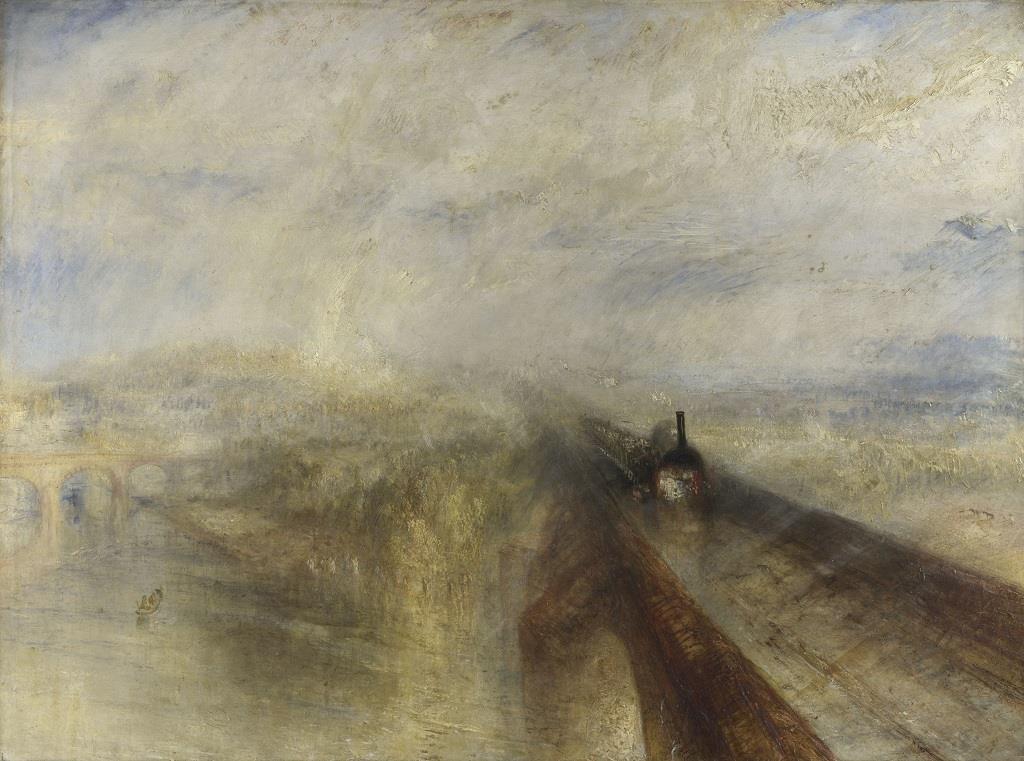 JMW Turner - Rain, Steam and Speed - the Great Western Railway72