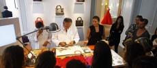 Journées Particulières LVMH. L'artigianalità della moda
