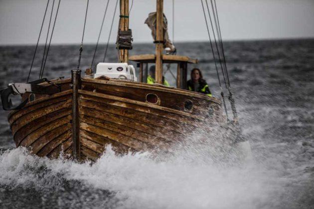 Barca vicino a Grebbestad