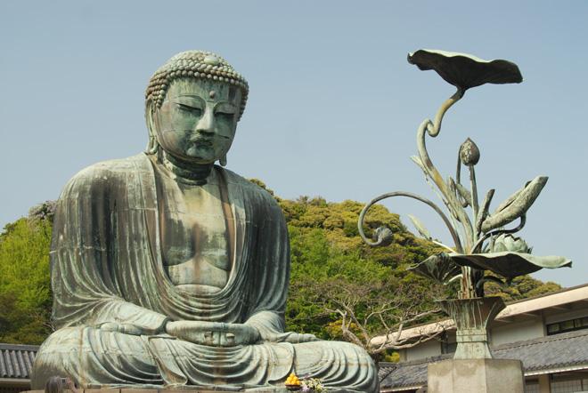 KAMAKURA Grande Buddha Daibutsu