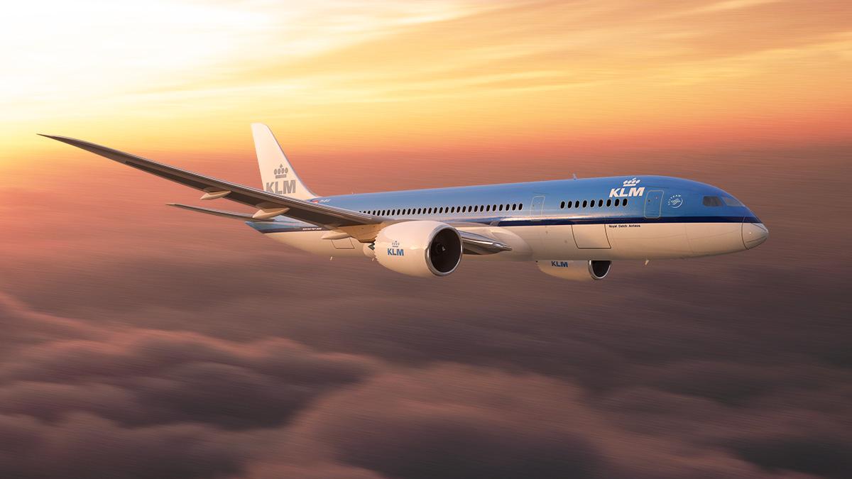 KLM-aereo