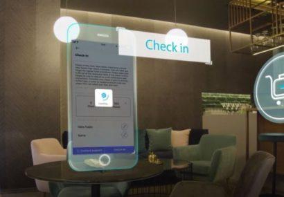 Un hotel a Budapest direttamente gestibile con app