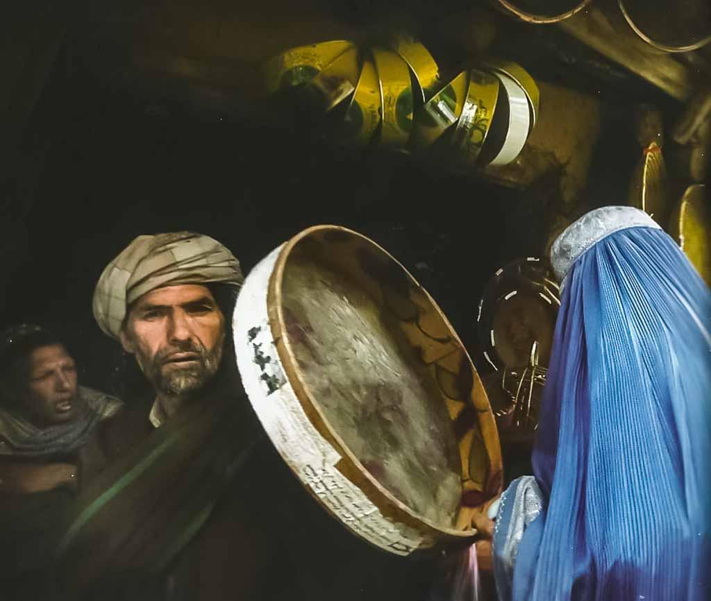 Kabul, Char Chatta bazar