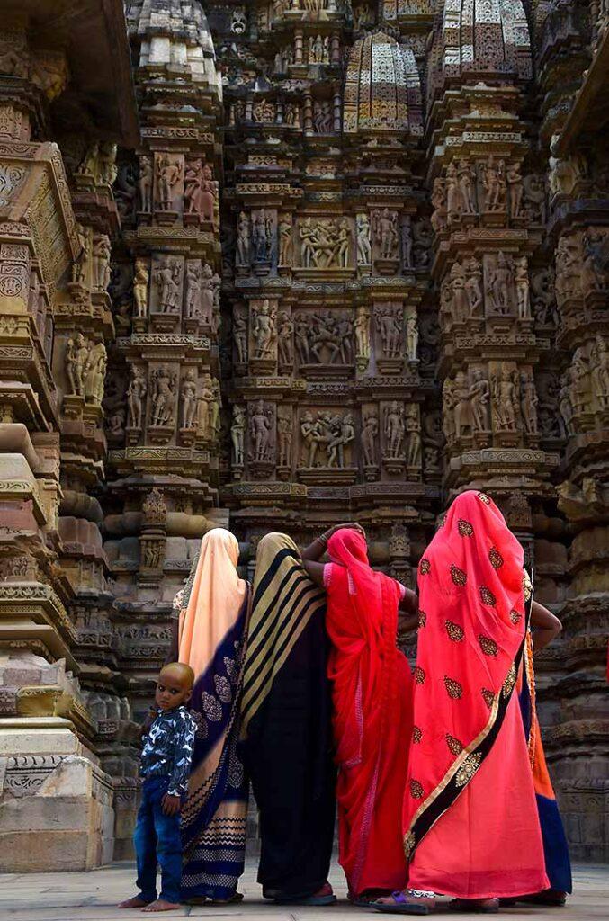Khajuraho-india-tempio