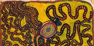 pittura aborigena